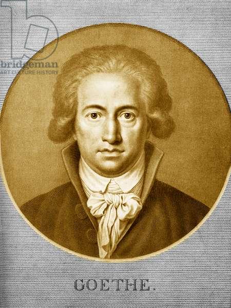Johann Wolfgang Goethe -