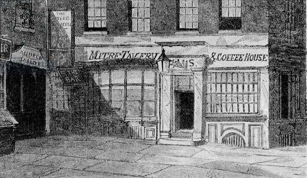 The Mitre Tavern -