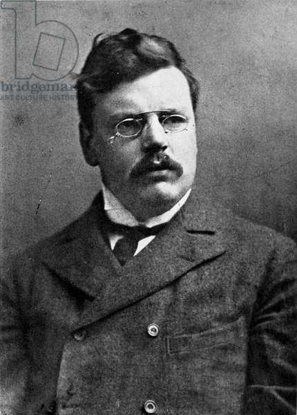 Gilbert Keith Chesterton -