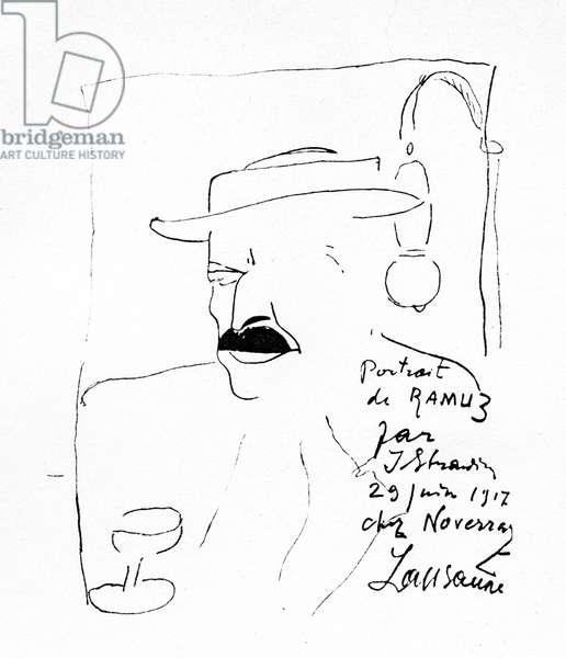RAMUZ CF - drawing