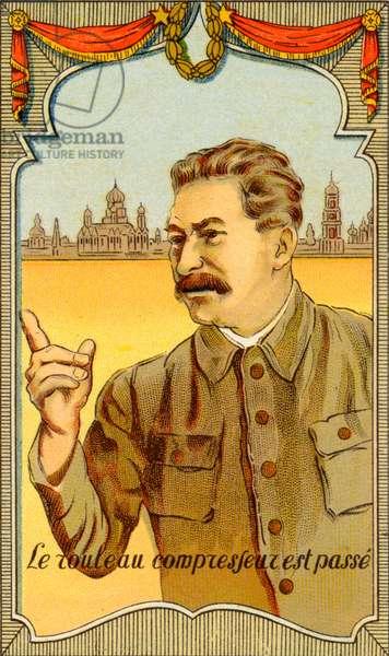 Joseph Stalin - portrait