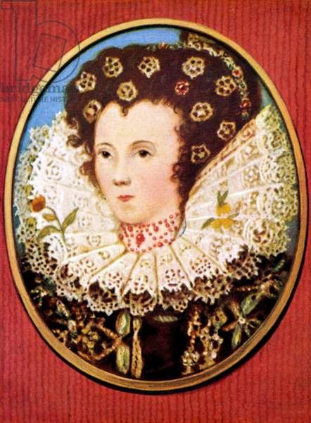 Mary Stuart Portrait of