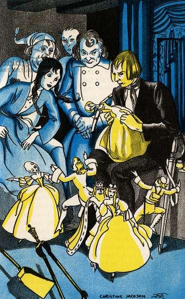Hans Christian Andersen 's