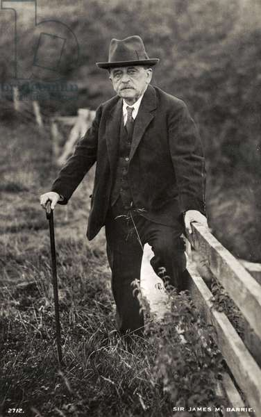Sir James M Barrie