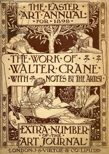Walter Crane - cover