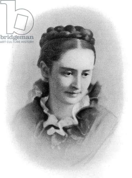 Mark Twain 's wife, Mrs. Samuel L. Clemens