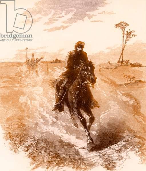 American Civil War general Philip Sheridan