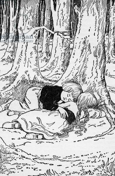 Hansel and Grethel by Grimm Brothers