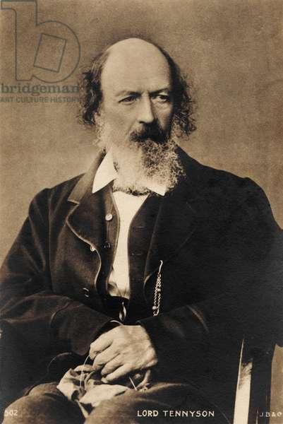 Alfred Lord Tennyson -