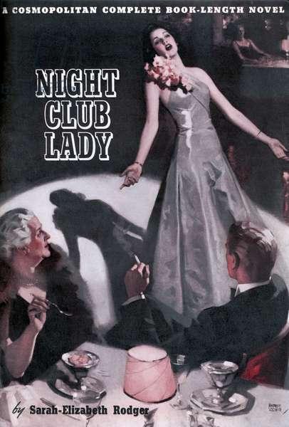 ' Night club lady female singe