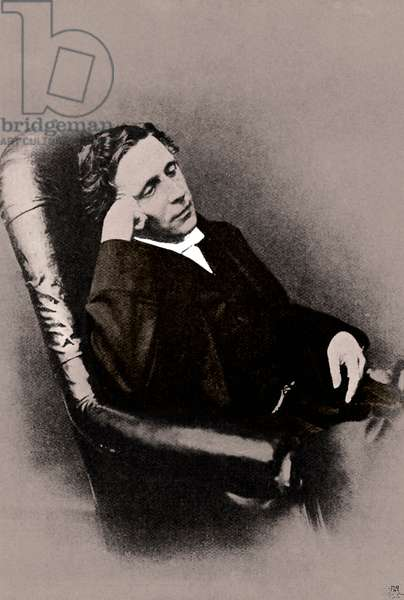 Lewis Carroll - portrait
