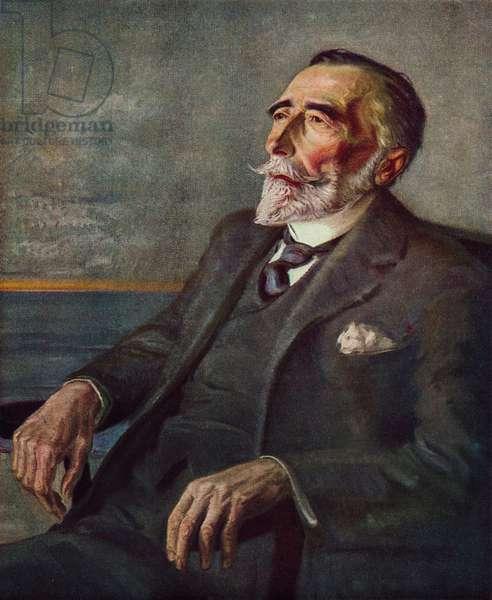 Joseph Conrad - portrait