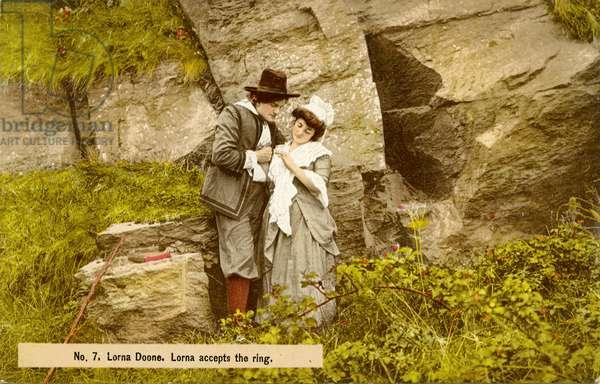 Lorna Doone by Richard Doddrige Blackmore