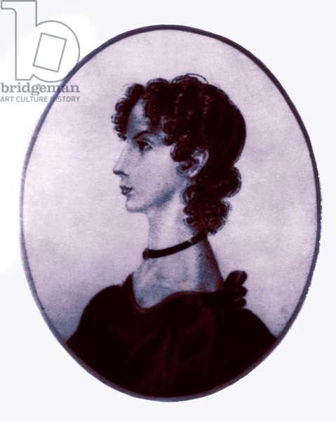 Anne Brontë - portrait