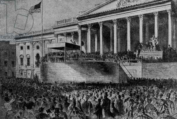 Abraham Lincoln's inaugural address