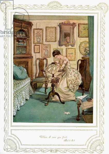 Richard Brinsley Sheridan's  'The School for Scandal'