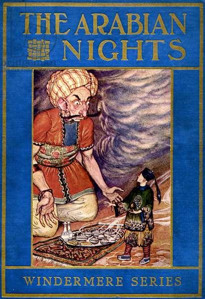 The Arabian Nights: Cover