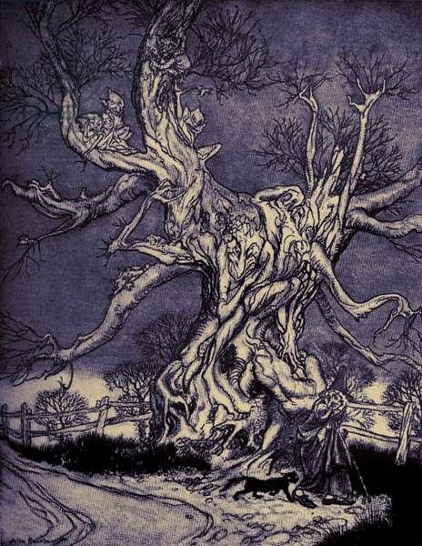 'The legend of Sleepy Hollow'