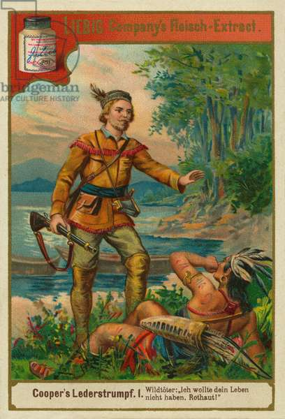 The Leatherstocking Tales by James Fennimore Cooper