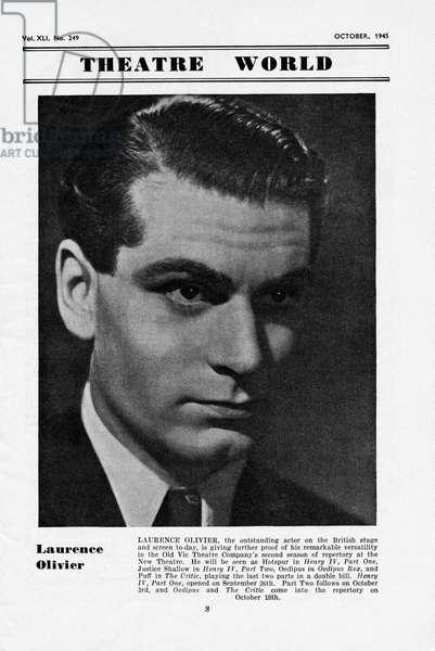 Sir Laurence Olivier -