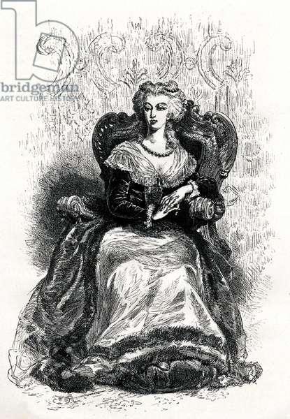 Marie Antoinette - portrait