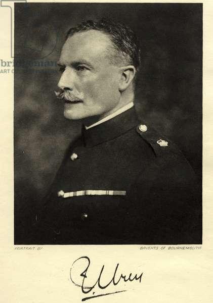 P.C. Wren portrait