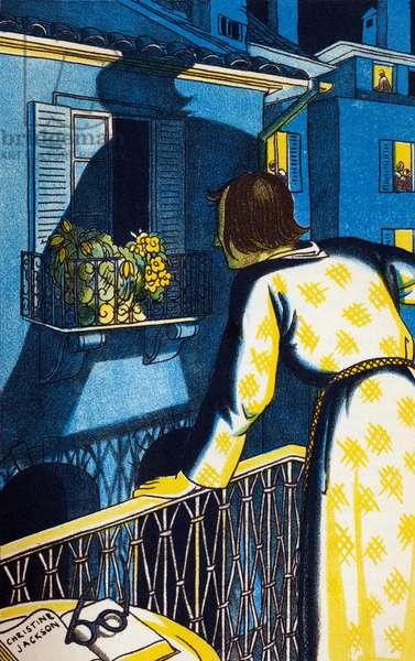 Hans Christian Andersen 's  'The Shadow'