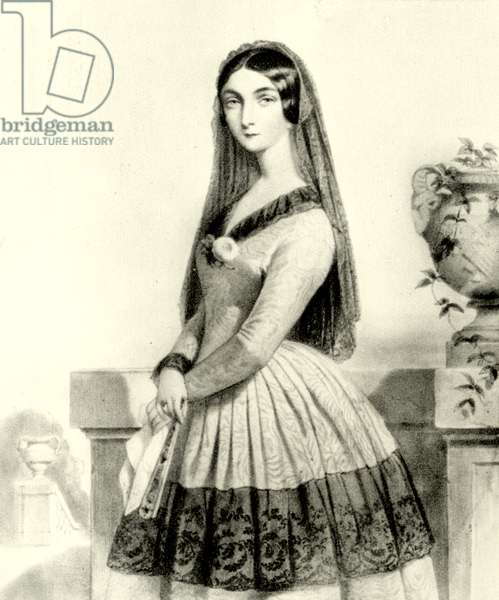 Lola Montes (or Montez)