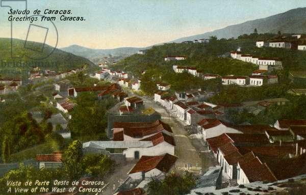 West Caracas, Venezuela