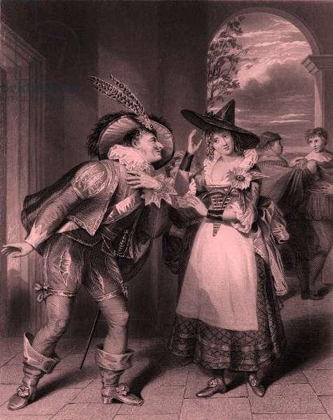 Love's Labour Lost - Act I, Scene 2 -