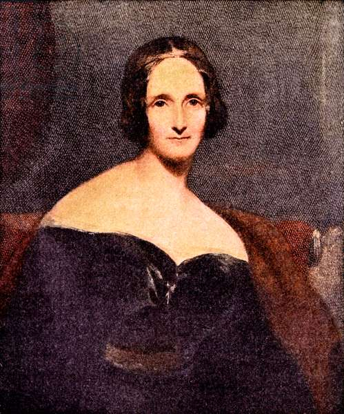 Mary Wollstonecraft Shelley -