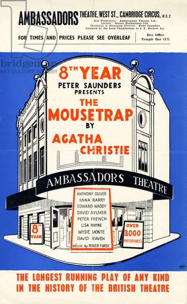 Agatha Christie play