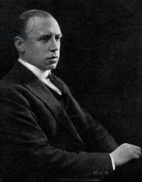 Alfred Noyes - c
