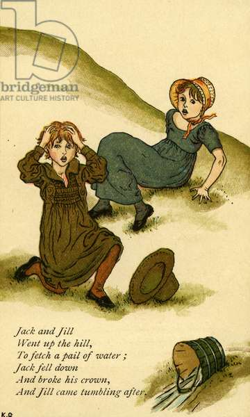 Jack and Jill illustrated