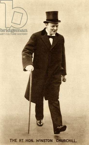 CHURCHILL Sir Winston English