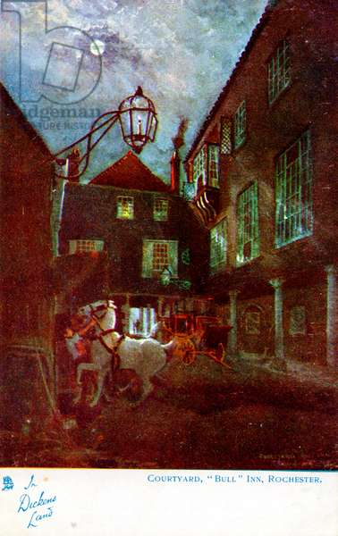 Charles Dickens' Rochester