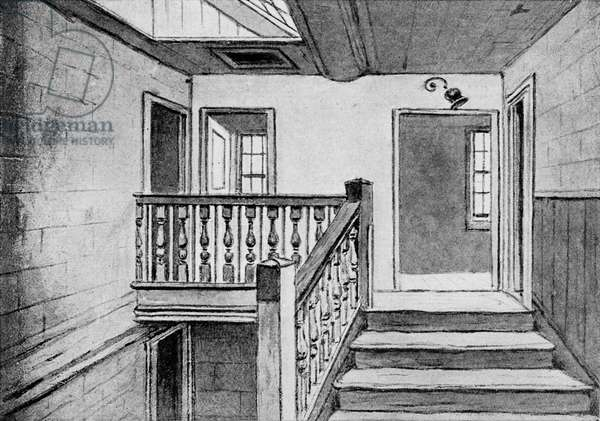 Samuel Johnson's house -