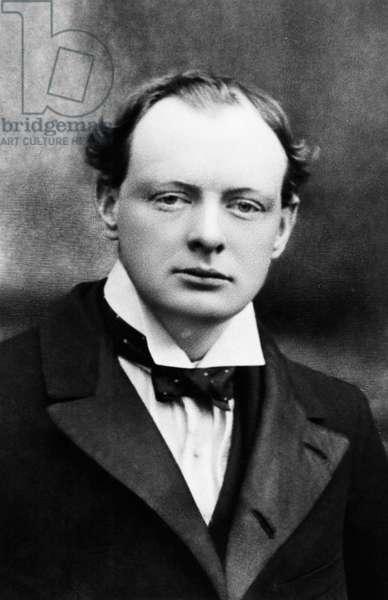 Sir Winston Churchill as