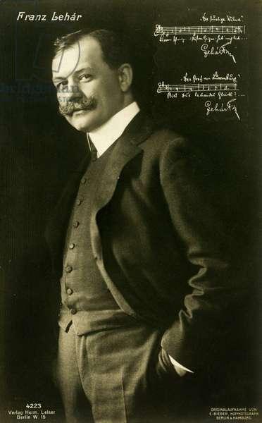 Franz (Ferencz) Lehár