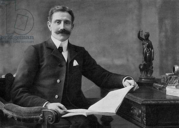 Albert Guinon - French