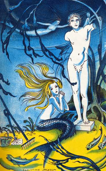 Hans Christian Andersen 's  'The Little Mermaid'
