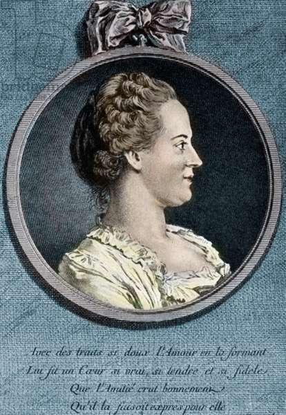 Madame de Pompadour portrait