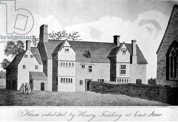 Henry Fielding 's house