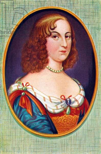 Christina (Kristina) Portrait of