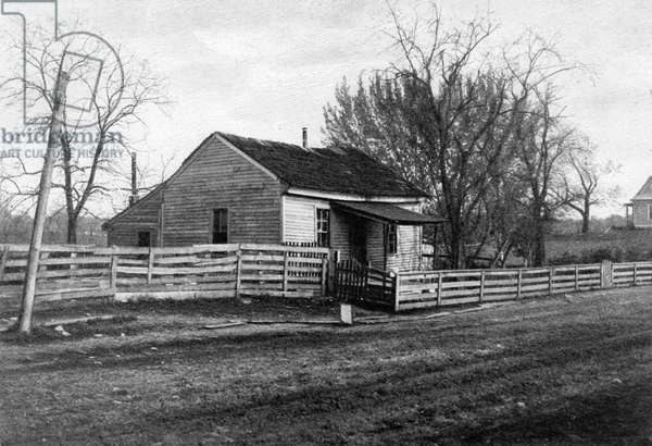Mark Twain birthplace
