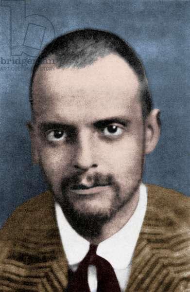 Paul Klee (photo)