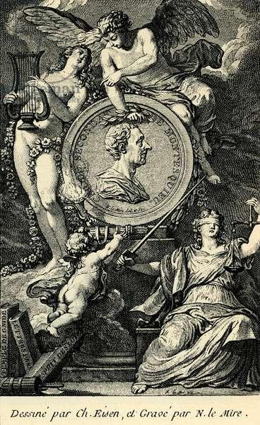 Montesquieu Charles-Louis de Secondat