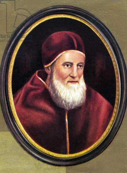Pope Julius II Portrait