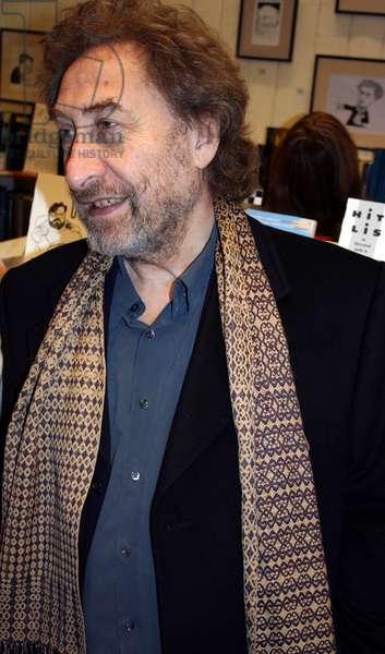 Howard Jacobson English novelist