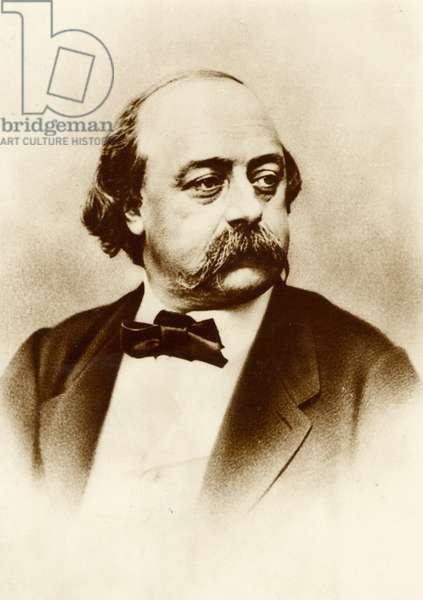 Gustave Flaubert - portrait